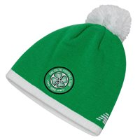New Balance Celtic FC 2019/20 Base Woolie Hat - Adult - Green/White