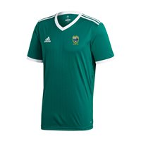 adidas Club Gaultier GAA Tabela 18 Jersey - Adult - Collegiate Green/White