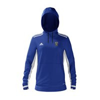 adidas Club St Vincents Mi Team 19 Hoodie - Womens - Blue/White