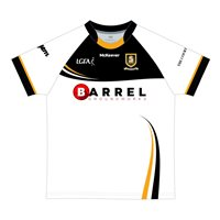 Mc Keever Mourneabbey LGFC Away Jersey - Youth - White