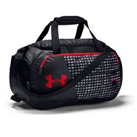 Under Armour Undeniable 4.0 Duffel - XS - Black/Red