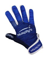 Murphy's Two Tone Gaelic Gloves - Youth - Navy/Blue