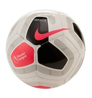 Nike Premier League Skills Football - White/Black/Cool Grey/Hot Punch