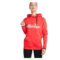 Ellesse Sassari 2 Over Head Hoodie - Womens - Pink