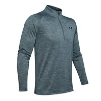 Under Armour Tech 2.0 1/2 Zip Jacket - Mens - Wire/Black