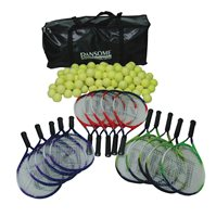 Ransome Primary Tennis Racket and Ball Bag Set