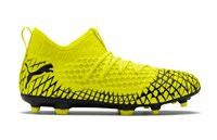 Puma Future 4.3 Netfit FG/AG Football Boots - Adult - Yellow Alert/Black