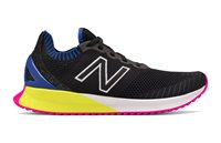 New Balance Fuel Cell Running Shoes - Mens - Black/UV Blue/Sulphur Yellow