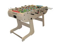 Riley Olympic 4Ft 6In Vertical Folding Football Table