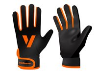 Mc Keever Gaelic Gloves - Youth - Black/Luminous Orange