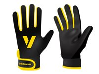 Gaelic Gloves - Youth - Black/Luminous Yellow by Mc Keever