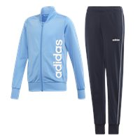 adidas PES Tracksuit - Girls - Real Blue/Legend Ink/White
