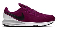 Nike Air Zoom Structure 22 Running Shoes - Womens - True Berry /Black/Chrome/White
