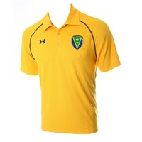 Under Armour County Roscommon Escape Performance Polo (Youth) - Gold