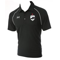 Under Armour County Sligo Escape Performance Polo (Youth) - Black