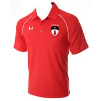 Under Armour County Tyrone Escape Performance Polo (Youth) - Red