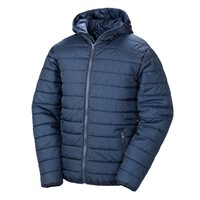 Result Soft Padded Jacket - Adult - Navy
