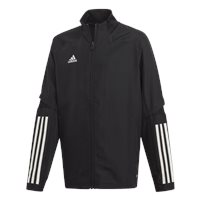 adidas Condivo 20 Presentation Jacket - Youth - Black/White