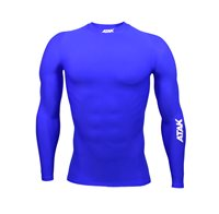 Atak Compression Recovery Long Sleeve Top - Youth - Royal