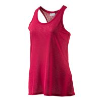 Galina 3 Training Tank Top - Womens - Red Light by Energetics