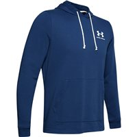 Sportstyle Terry Hoodie - Mens - American Blue/Onyx White by Under Armour