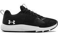 Under Armour Charged Engage Training Shoes - Mens - Black/White/White