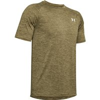 Under Armour Tech 20 Short Sleeve Training Tee - Mens - Outpost Green/White
