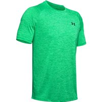 Under Armour Tech 20 Short Sleeve Training Tee - Mens - Vapor Green/Black