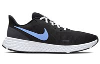 Nike Revolution 5 Running Shoes - Mens - Black/Blue/Orange