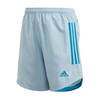 adidas Condivo 20 Primeblue Shorts - Youth - Easy Blue/Sharp Blue