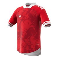 adidas Condivo 20 Jersey - Youth - Team Power Red/White