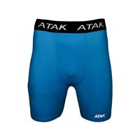 Atak Compression Recovery Shorts - Youth - Royal