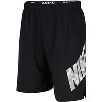 Nike Flex 8 Inch Camo Training Shorts - Mens - Black
