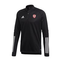 adidas Club Derry City FC Condivo 20 Training Top - Youth - Black