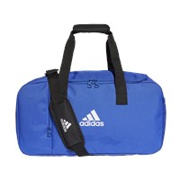 adidas Tiro Small Duffel Sports Bag - Bold Blue/White