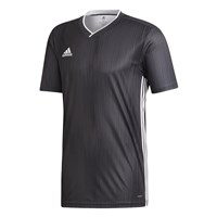 adidas Tiro 19 Jersey - Adult - DGH Solid Grey/White