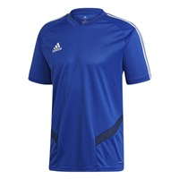 adidas Tiro 19 Training Jersey - Adult - Bold Bue/Dark Blue/White