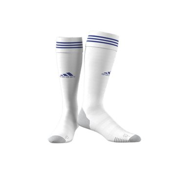 adidas Adi Sock 18 - White/Bold Blue  - Click to view a larger image