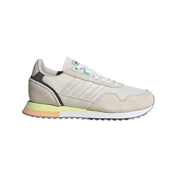 adidas 8K 2020 Trainers - Womens - White/Aluminum/White  - Click to view a larger image