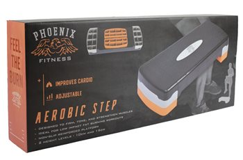 Phoenix Aerobics Fitness Stepper  - Click to view a larger image
