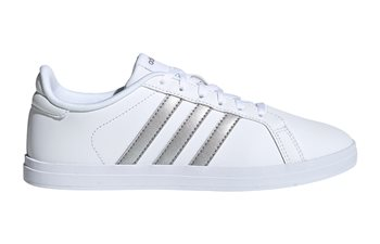 adidas Court Point Trainers - Womens - White/Silver Buy Online ...
