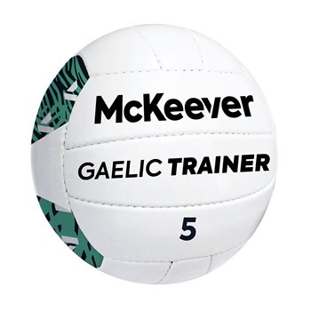 Mc Keever Gaelic Trainer Footballs (Size 5) Each  - Click to view a larger image