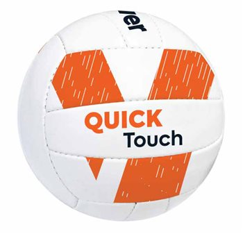 Mc Keever Go Quick Touch Gaelic Football (Pack of 50)  - Click to view a larger image