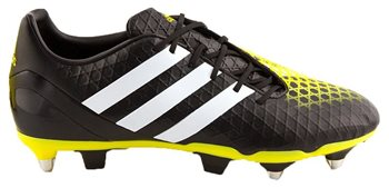 adidas Predator Incurza SG Football Boots  Adult  Core BlackWhiteBright Yellow
