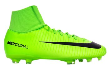 Nike Mercurial Victory VI Dynamic Fit FG Football Boots  Youth  GreenBlack