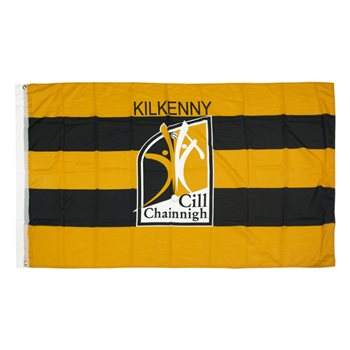 The GAA Store Kilkenny County GAA Flags  - Click to view a larger image