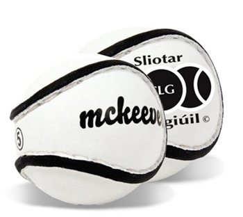 Mc Keever All-County Sliotars - Size 5  - Click to view a larger image