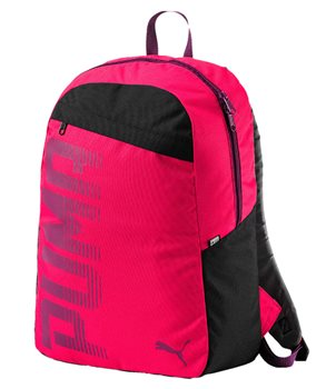 7853ea431e0 Puma Pioneer I Schoolbag Backpack - Love Potion - Click to view a larger  image