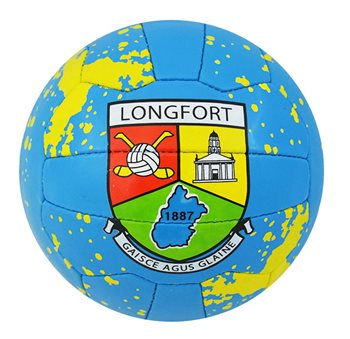 The GAA Store Longford GAA Ball - Size 5  - Click to view a larger image