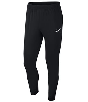 Nike Academy 18 Tech Skinny Pants - Youth - Black/White  - Click to view a larger image